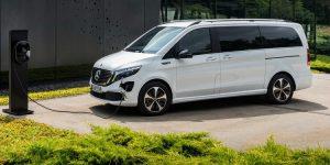 Mercedes EQV 300 électrique