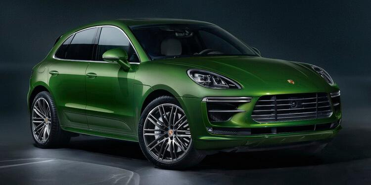 Le Porsche Macan Turbo revient avec plus de puissance
