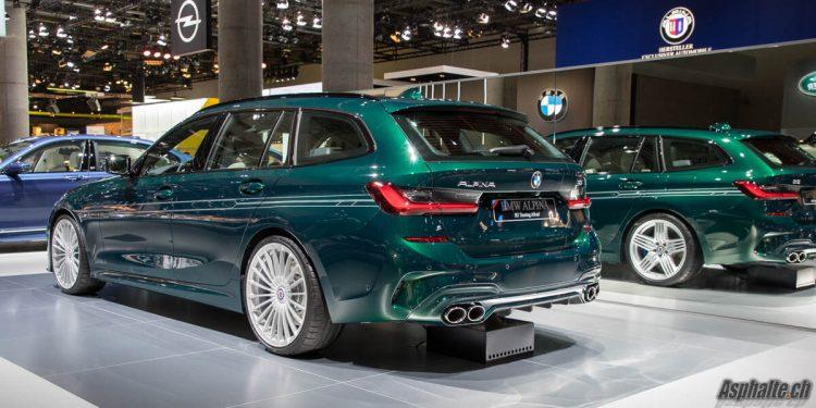 Alpina B3 Touring xDrive IAA Francfort 2019
