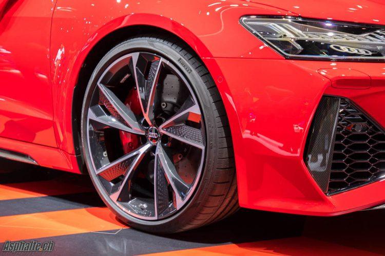 Audi RS7 Sporback C8 IAA 2019