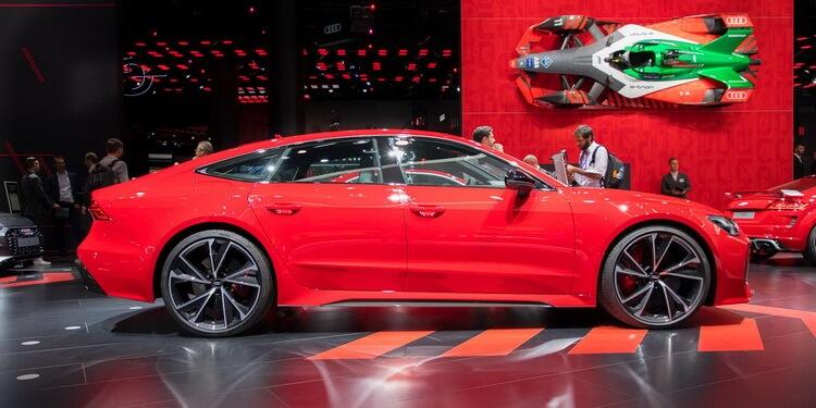 Audi RS7 Sportback C8 IAA