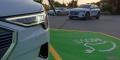 Essai Audi e-tron Rose de la Broye