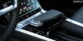 Essai Audi e-tron console centrale