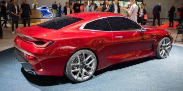 BMW Concept 4 IAA