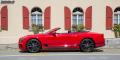 Essai Bentley Continental GTC mk3 Cabriolet Convertible St James Red