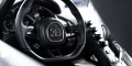 Bugatti Chiron Prototype intérieur