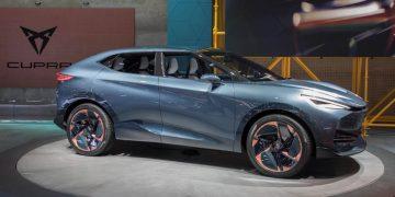 Cupra Tavascan Concept IAA 2019