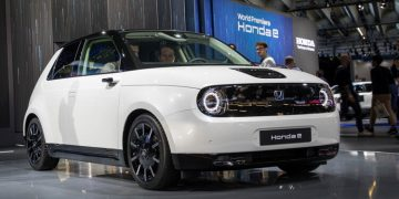 Honda e IAA 2019