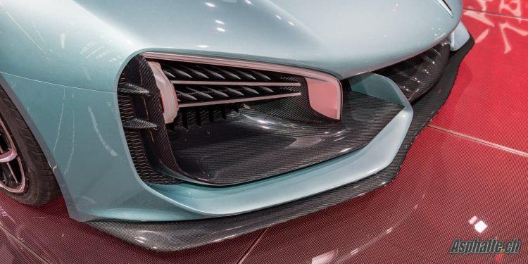 Hongqi Concept supercar électrique