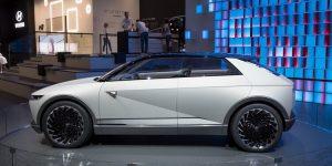 Hyundai 45 EV Concept IAA