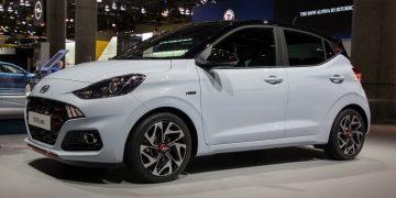 Hyundai i10 N Line IAA 2019