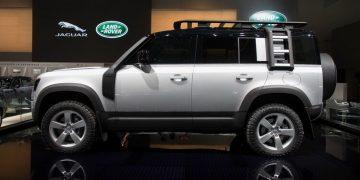 Land Rover Defender IAA