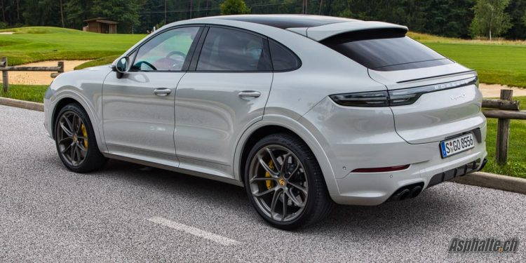 Essai Porsche Cayenne S Coupé