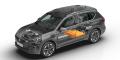 SEAT Tarraco FR plugin hybride batterie