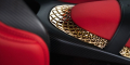 Aston Martin DBS Zagato 2020 intérieur console centrale