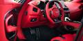 Aston Martin DBS Zagato 2020 intérieur