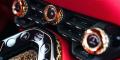 Aston Martin DBS Zagato 2020 intérieur 3D printing