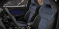 Cupra Ateca Limited Edition sièges alcantara bleu pétrole