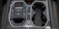 Essai Lamborghini Urus console centrale