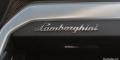 Essai Lamborghini Urus logo