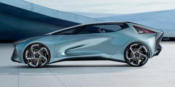 Lexus LF-30 concept électrique