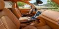 Aston Martin DBX intérieur