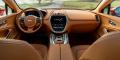 Aston Martin DBX intérieur tableau de bord