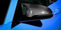 BMW M2 CS coque rétroviseur carbone