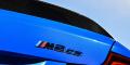 BMW M2 CS spoiler carbone