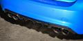 BMW M2 CS diffuseur carbone