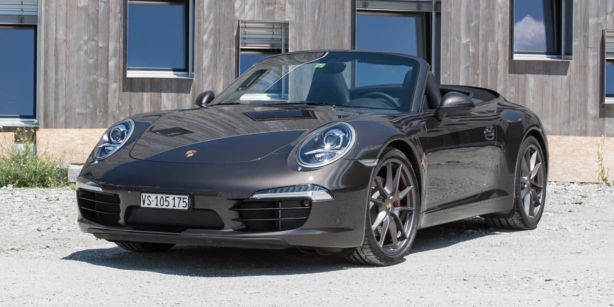Porsche 991.1 Carrera S Cabriolet