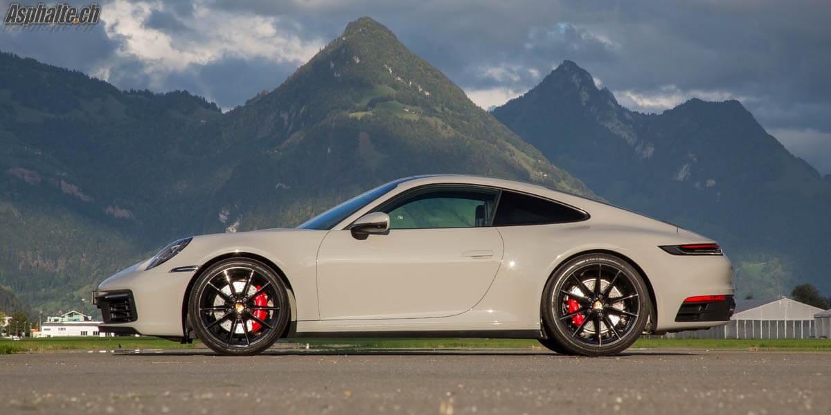 Essai Porsche 992 Carrera 4s Le Prix De L Excellence Asphalte Ch
