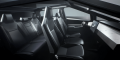 Tesla Cybertruck Intérieur