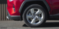 Essai Toyota RAV4 Hybrid roue