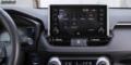 Essai Toyota RAV4 Hybrid infotainment