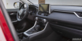 Essai Toyota RAV4 Hybrid tableau de bord