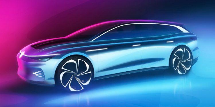VW ID.Space Vizzion Concept Electrique