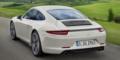 Porsche 911 50ème anniversaire