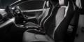 Toyota GR Yaris intérieur sièges