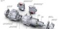 Audi e-tron S moteurs électriques