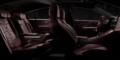 DS DS9 intérieur sièges