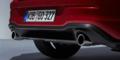 VW Golf GTI échappement