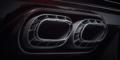 Bugatti Chiron Pur Sport échappement titane impression 3D