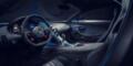 Bugatti Chiron Pur Sport intérieur