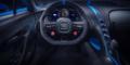 Bugatti Chiron Pur Sport intérieur tableau de bord
