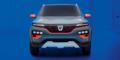 Dacia Spring crossover électrique