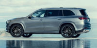 Mercedes GLS: monumental