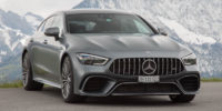 Essai Mercedes AMG GT 4 portes 63S: la plus value