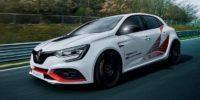 Renault Megane RS Trophy-R: record au Ring