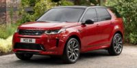 Land Rover Discovery Sport: clairvoyant